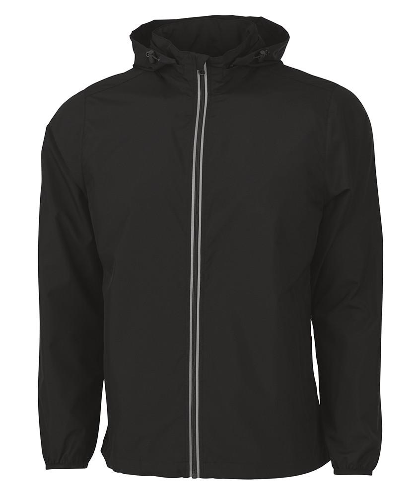 Charles River 9706 - Pack-N-Go Full Zip Reflective Jacket