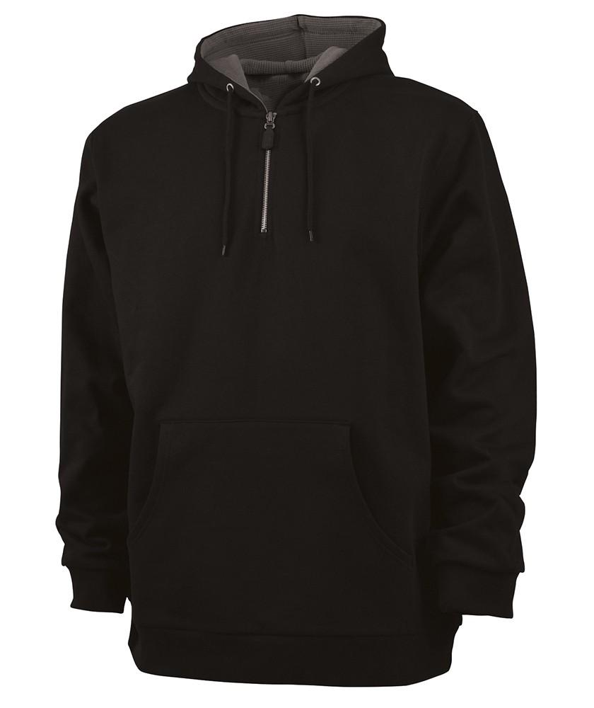 Charles River 9753 - Tradesman Quarter Zip Sweatshirt