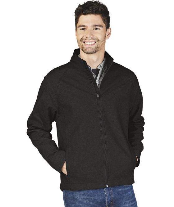 Charles River 9923 - Men's Back Bay Soft Shell Jacket