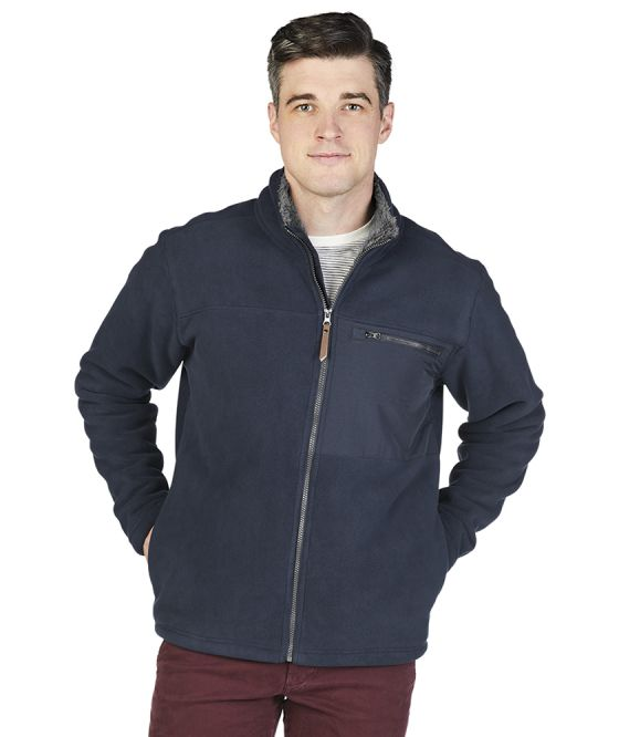 Charles River 9973 - Men's Jamestown Fleece Jacket