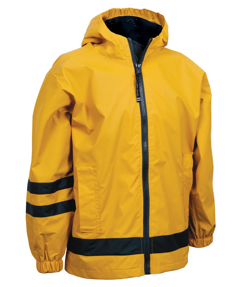 Charles River 7099 - Children's New Englander Rain Jacket