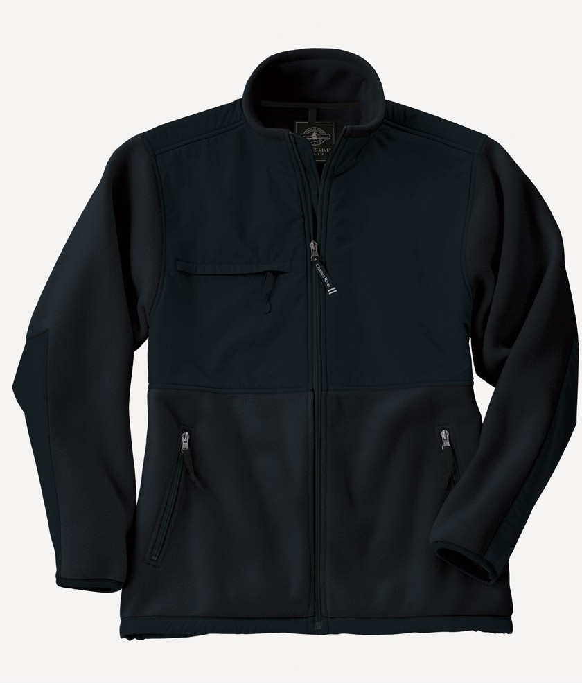 Charles River 9931 - Evolux Fleece Jacket