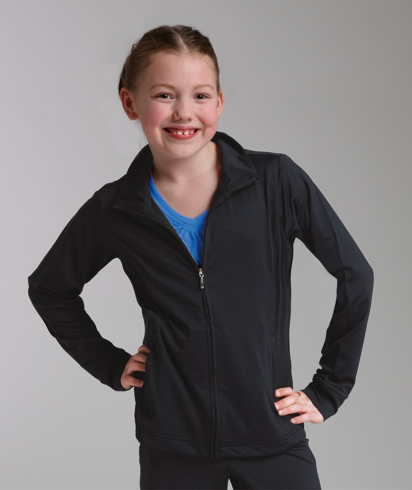 Charles River 4186 - Girls' Fitness Jacket
