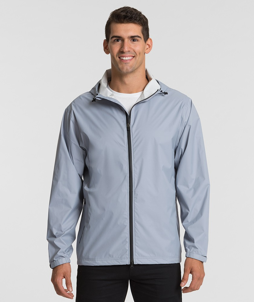 Charles River 9680 - Men's Watertown Rain Jacket