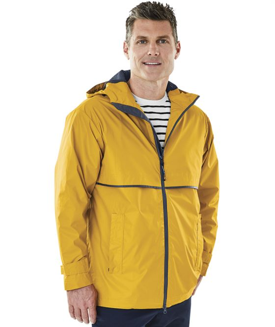 Charles River 9199 - New Englander Rain Jacket