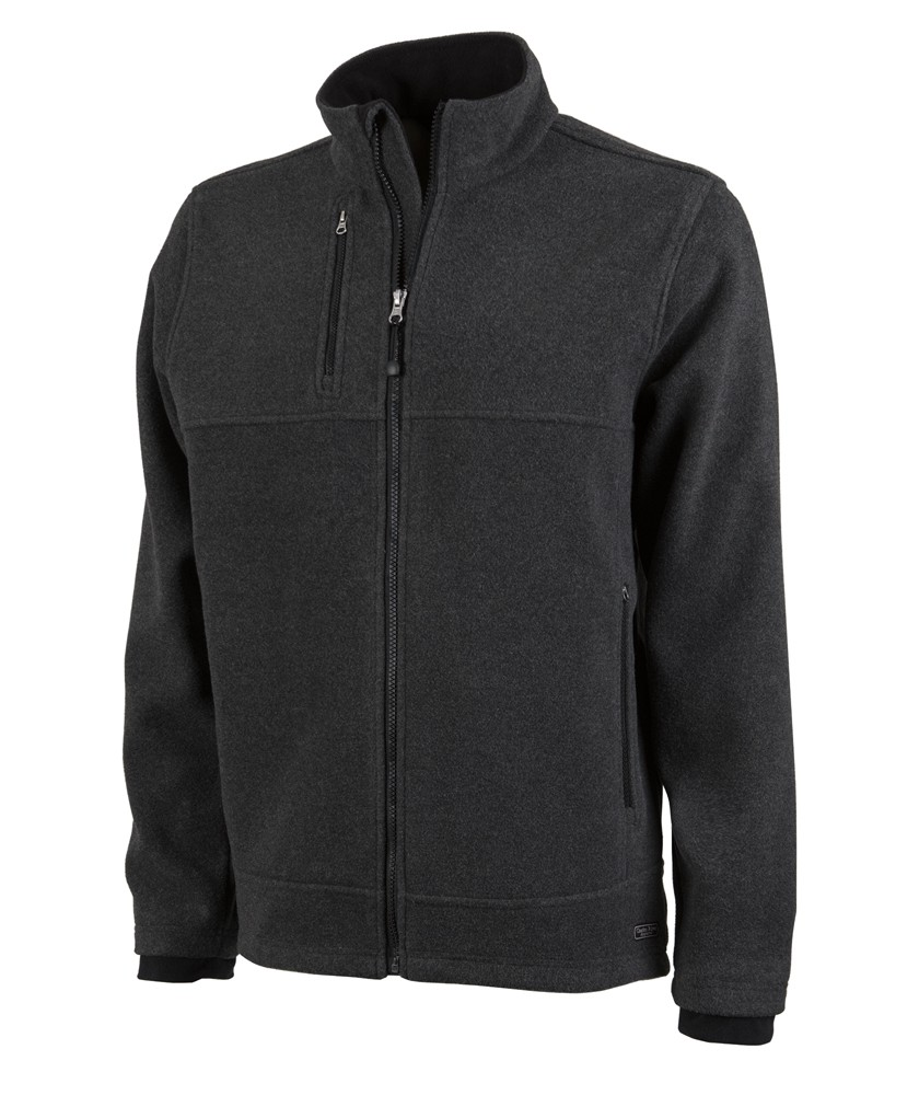 Charles River 9525 - Titan Wool Soft Shell Jacket