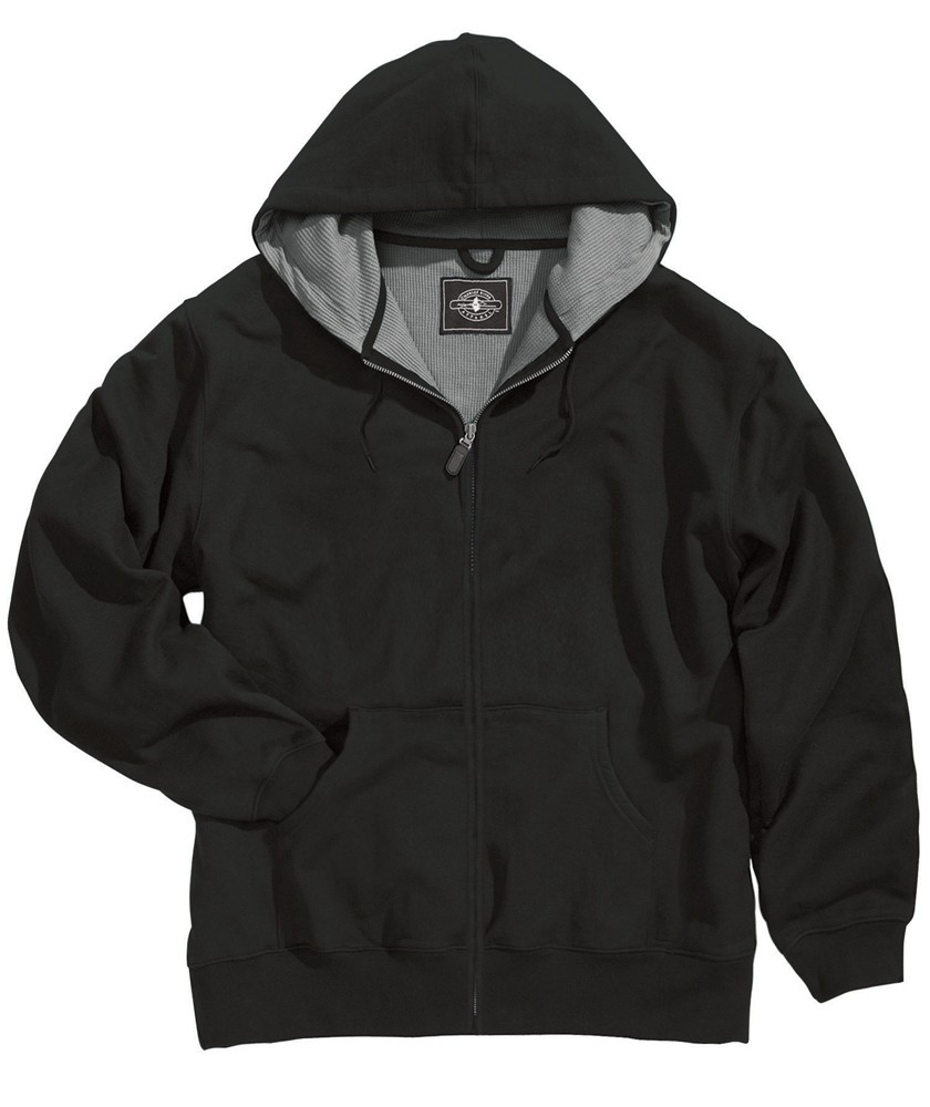 Charles River 9542 - Tradesman Full Zip Sweatshirt
