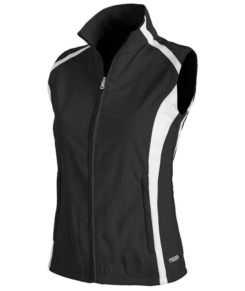 Charles River 5529 - Women's Axis Soft Shell Vest