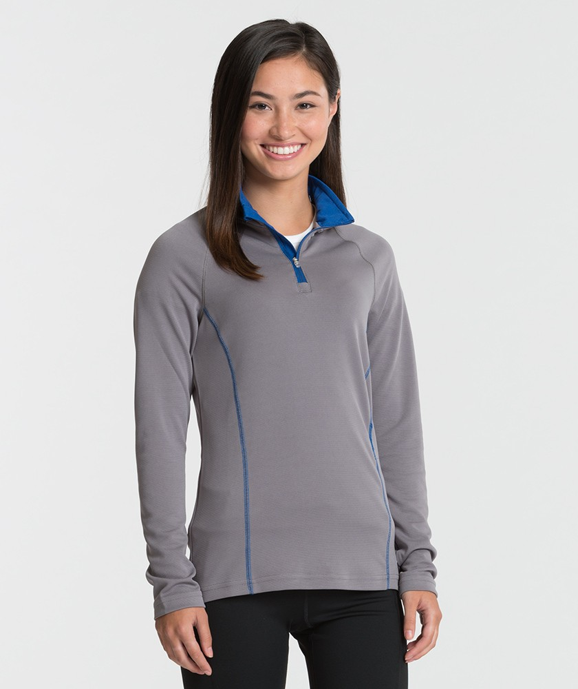 Charles River 5666 - Women's Fusion Pullover