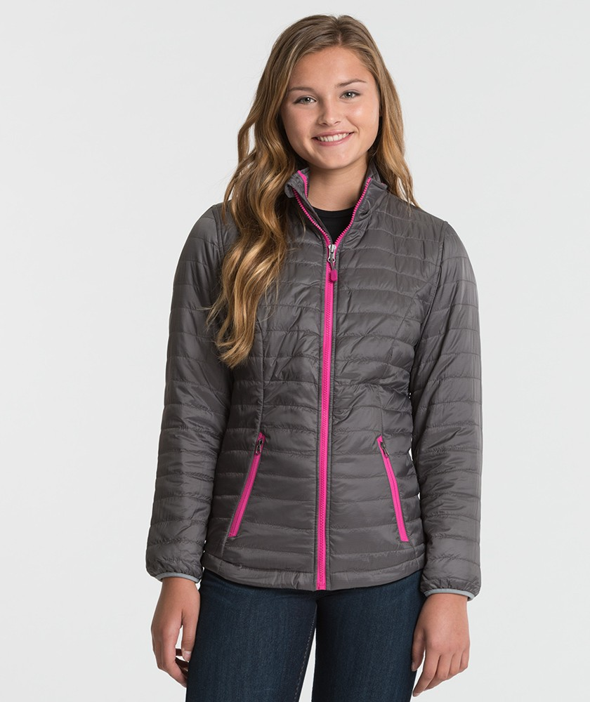 Charles River 5640 - Women's Lithium Quilted Jacket