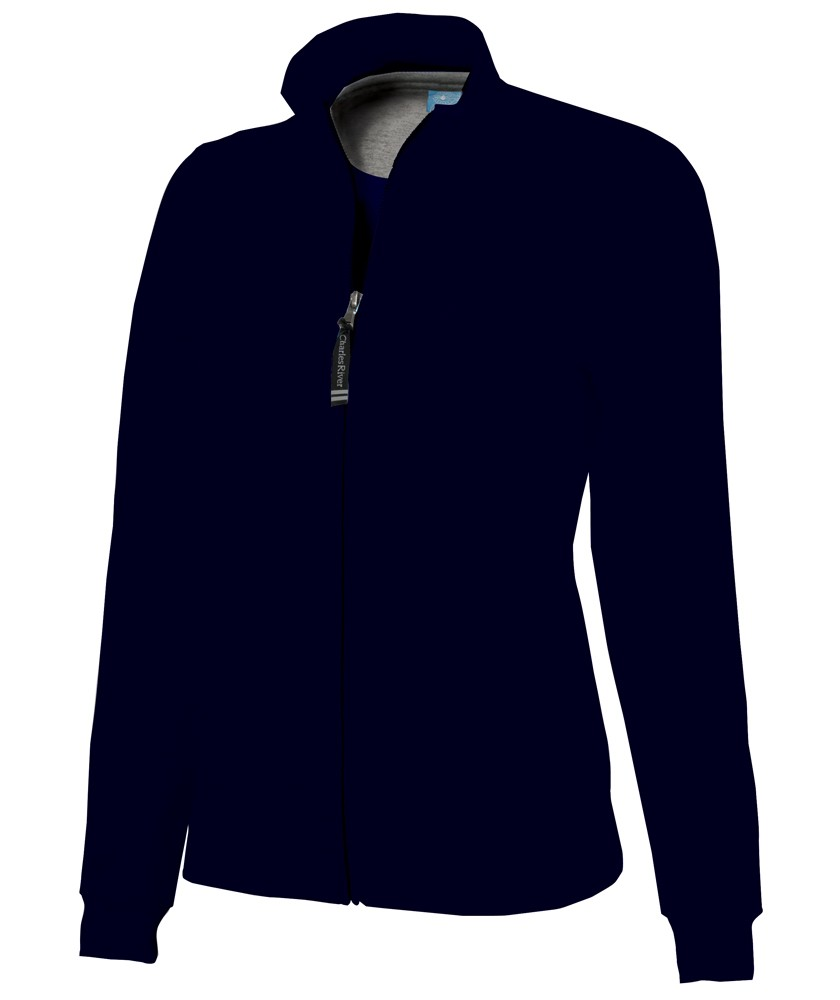Charles River 5468 - Women's Onyx Sweatshirt