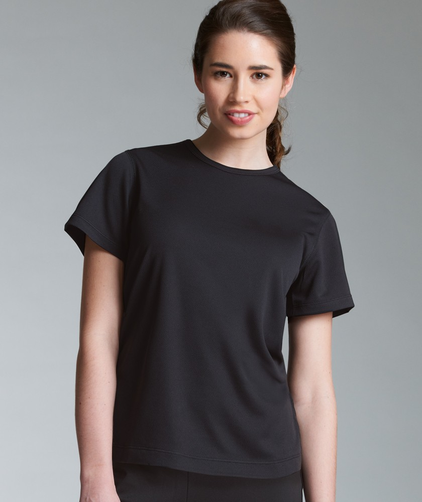Charles River 2930 - Women's Pique Wicking Tee