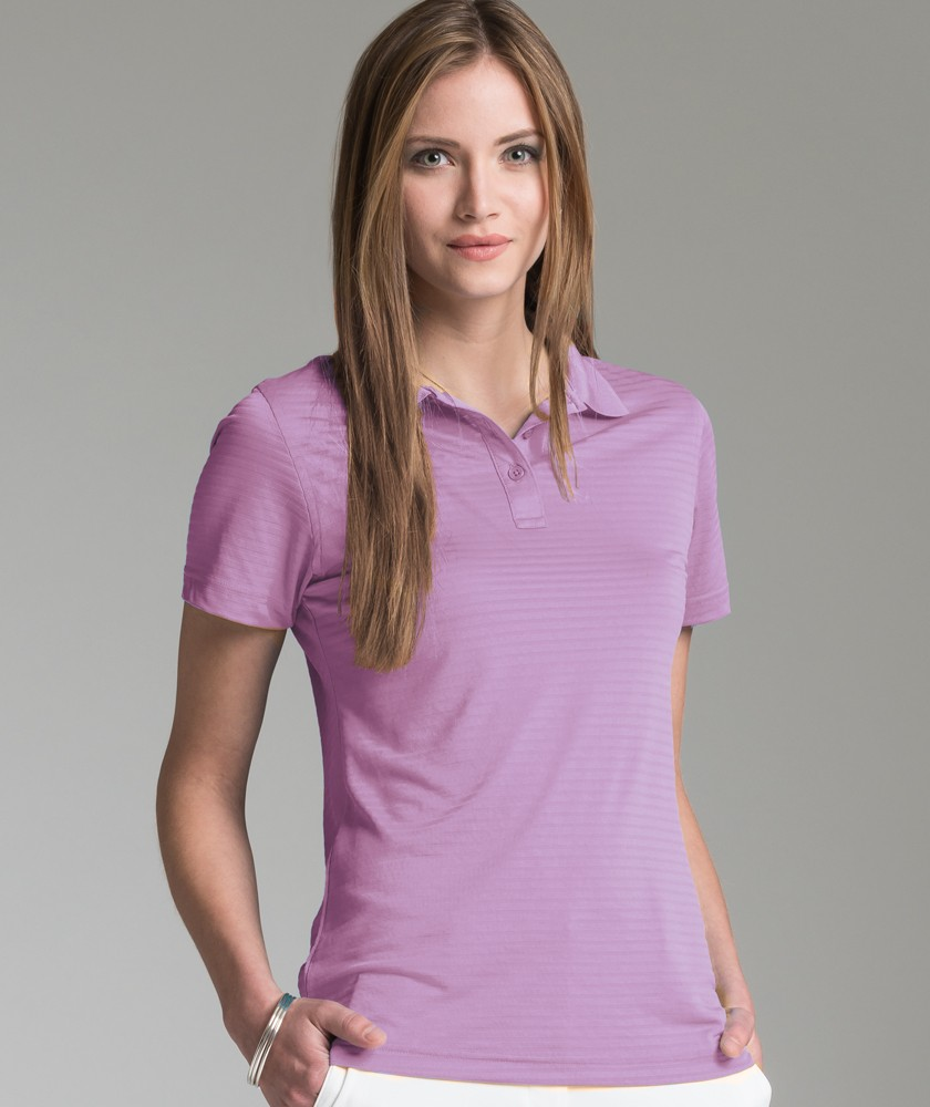 Charles River 2516 - Women's Shadow Stripe Polo