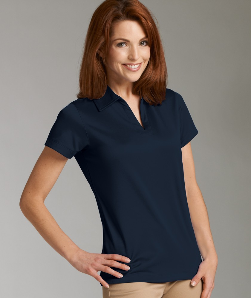 Charles River 2213 - Women's Smooth Knit Solid Wicking ...
