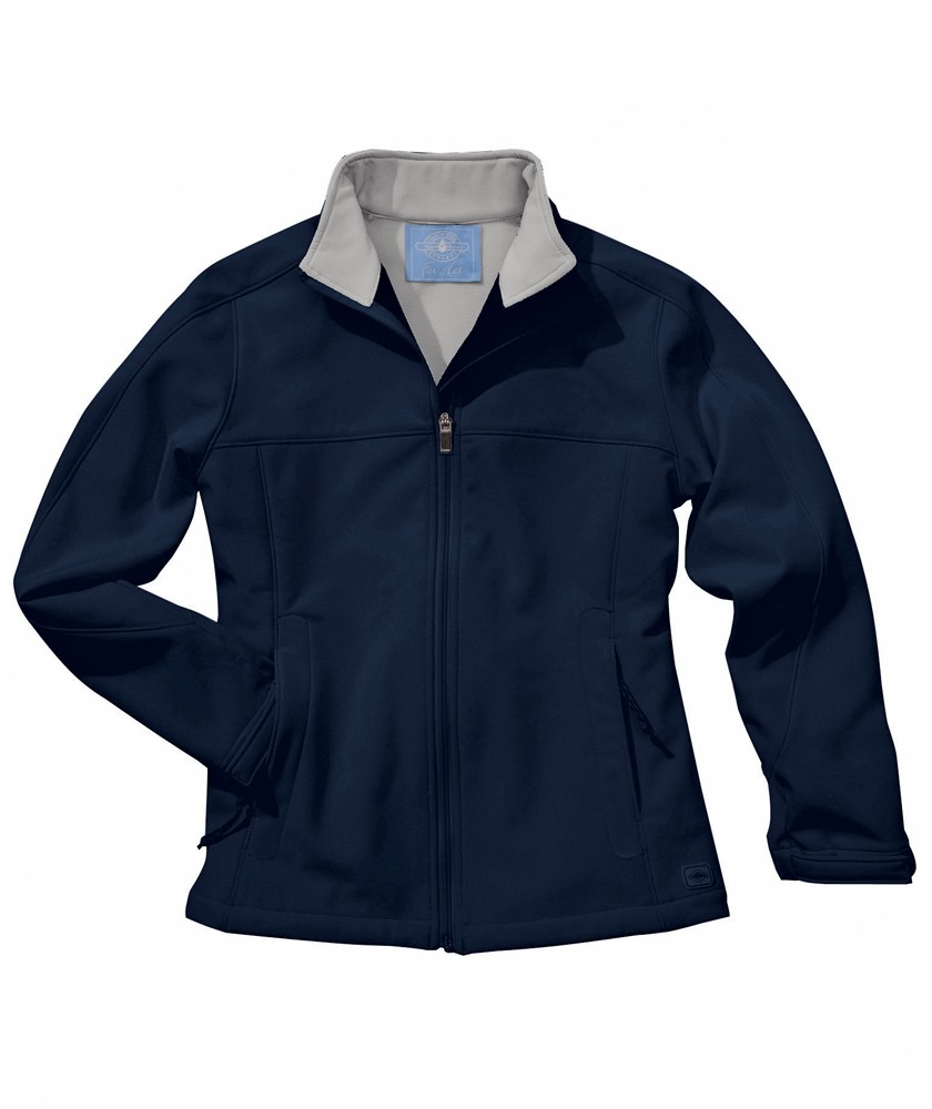 Charles River 5718 - Women's Soft Shell Jacket