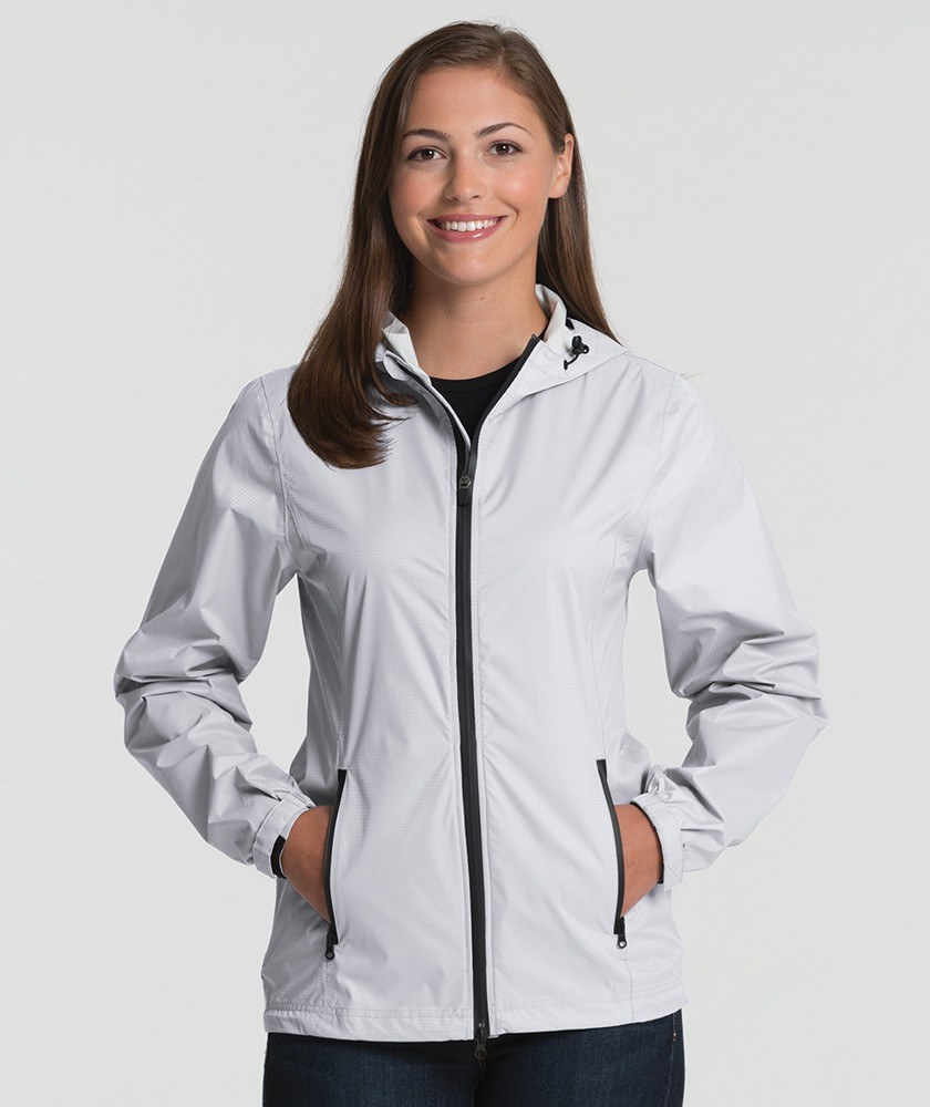 Charles River 5680 - Women's Watertown Rain Jacket