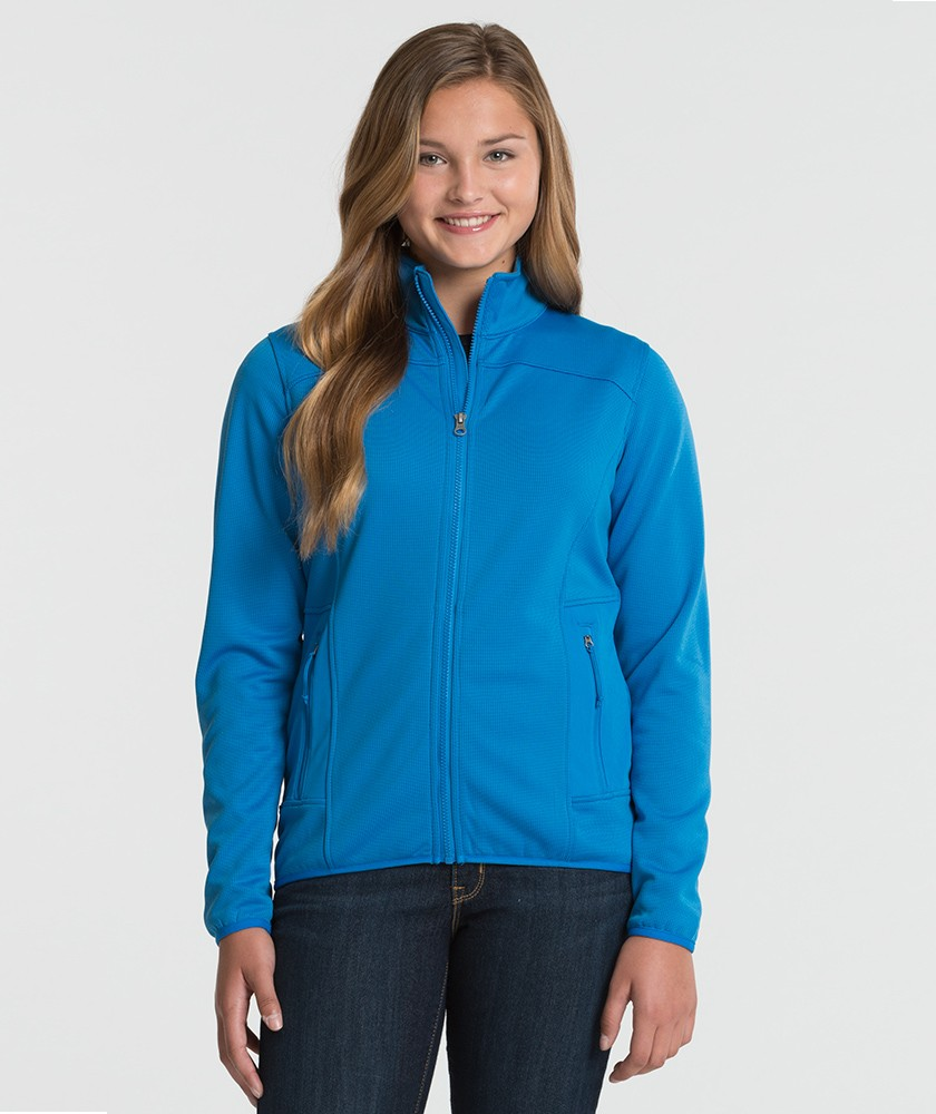 Charles River 5683 - Women's Waypoint Birdseye Fleece ...