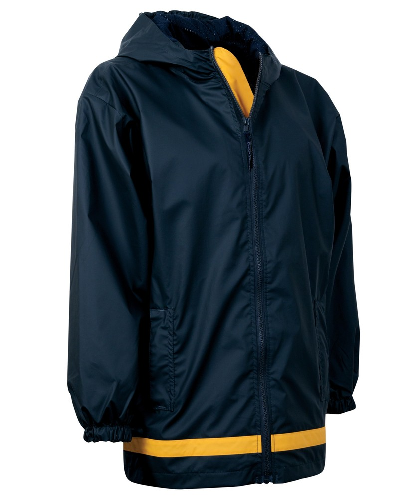 Charles River 8099 - Youth New Englander Rain Jacket