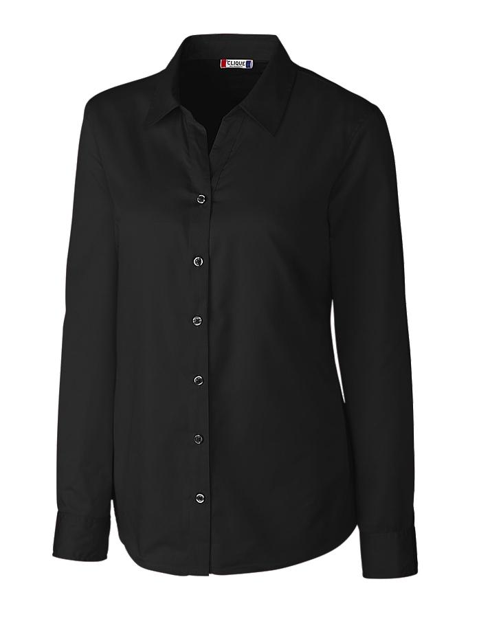 Clique LQW00007 -  Ladies' L/S Avesta Lady Stain Resistant ...