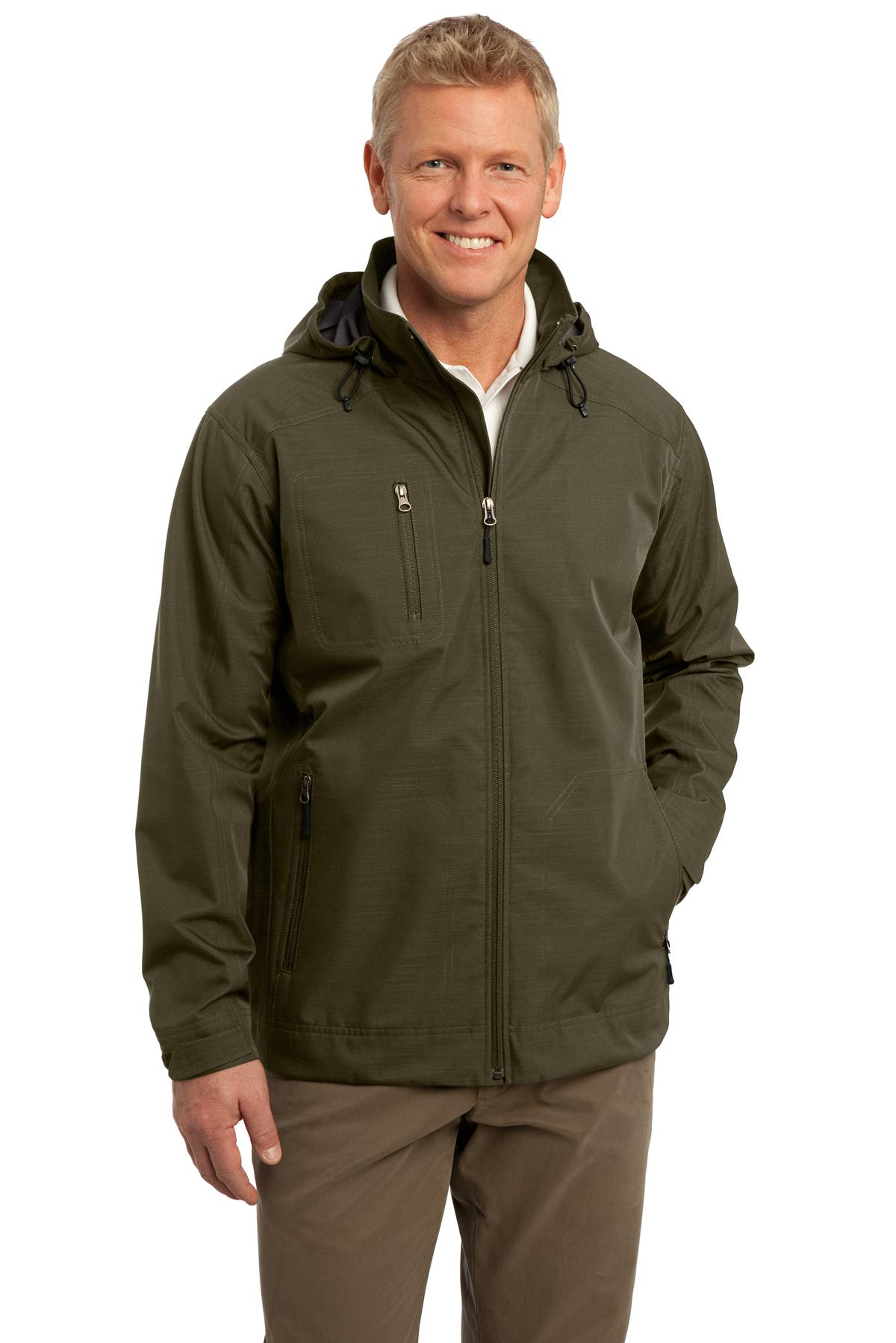 CLOSEOUT Port Authority  J308 - Reliant Hooded Jacket