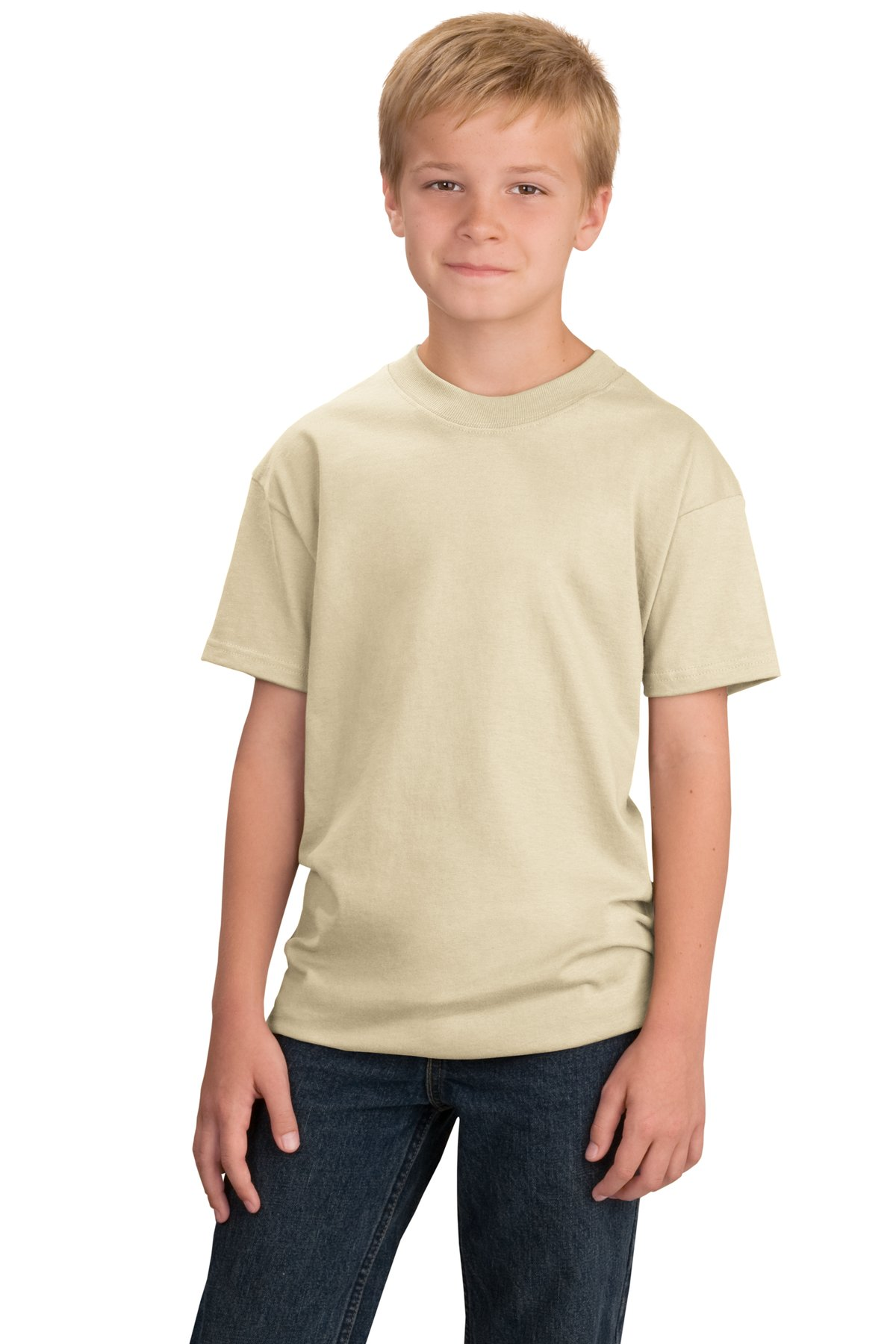 CLOSEOUT Port & Company  PC61YCO - Youth Essential T-...