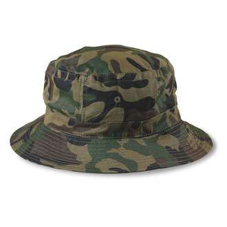 Cobra BKT-C - Bucket Camo-Military Green Cap