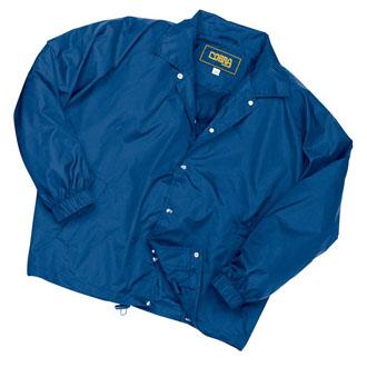 Cobra CAH 男士教练系列100%尼龙连帽外套