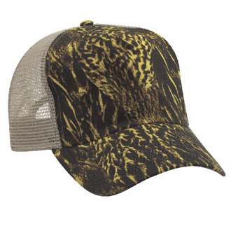 Cobra DC-5 - 5 Panel Duck Camo Soft Mesh Back Cap