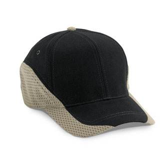 Cobra EGM - 6 Panel Structured Edged Mesh Cap
