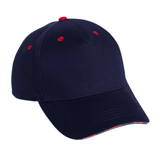 Cobra FLAG-5 - 5 Panel Flag Sandwich Cap