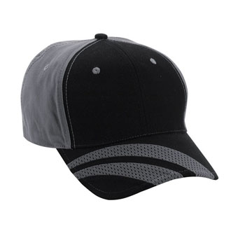 Cobra FLANE - 6 Panel Brushed Cotton Fastlane Cap