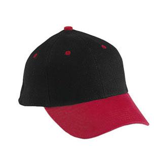 Cobra FLX 撞色斜纹棒球帽鸭舌帽
