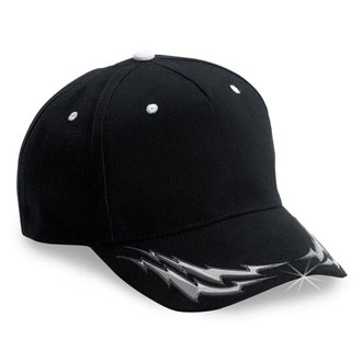 Cobra FSN-5 - 5 Panel Fusion 3D Patterns Cap