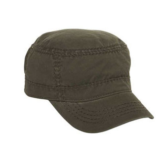 Dickies Unstructured Fitted Military Cap - from  2.75 84424ac3c99