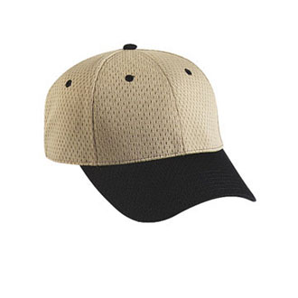 Cobra PAM-2 - 6 Panel Pro Athletic Mesh 2-Tone Cap