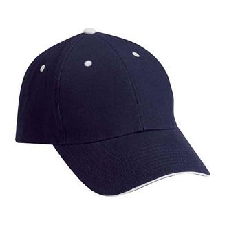 Cobra PBV-S 六片式 拉绒纯棉夹层帽棒球帽