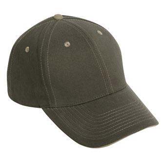 Cobra PCV-S 六片式拉绒棉棒球帽鸭舌帽