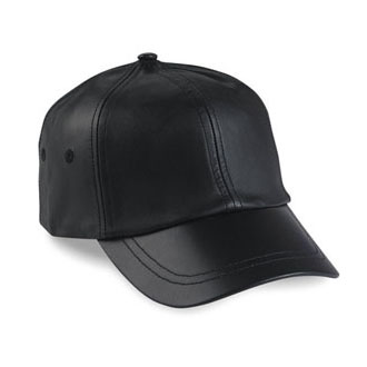 Cobra PLV-R - Pro Leather Relaxed Cap
