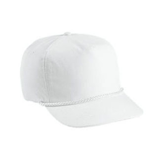 Cobra PSG - 5 Pnl Poplin Golf Snap Back