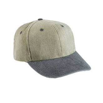 Cobra PSW - 6 Panel Washed Low Crown Cap