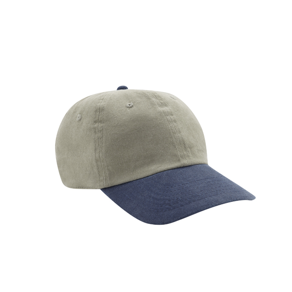 Cobra PSWT-R - 6 Panel Stone Washed Twill Relax Cap