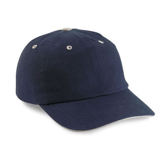 Cobra PTS-R - 6 Panel Brushed Sandwich Relaxed Cap