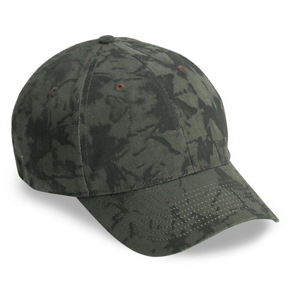 Cobra PTV-C - 6 Panel Camo Structured Cap