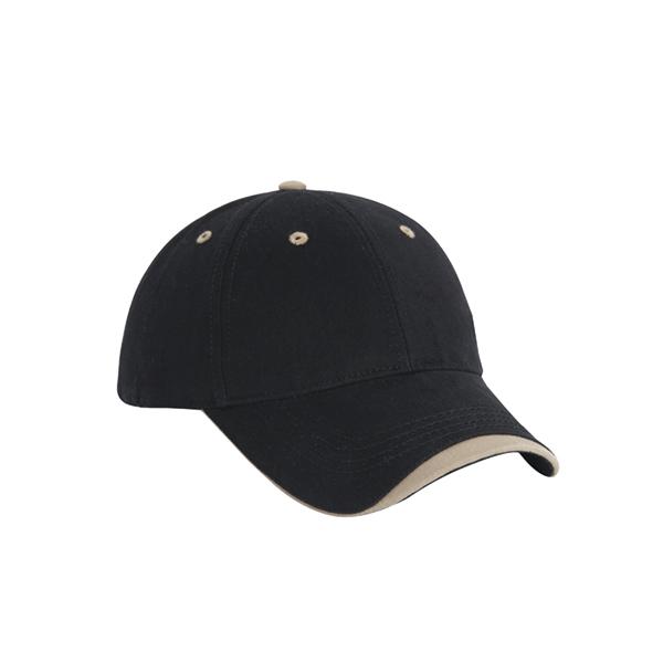 Cobra PWS 撞色包边夹层帽拉绒棒球帽鸭舌帽