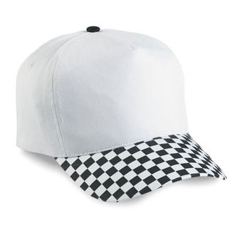 Cobra RACING - 5 Panel Racing Cap