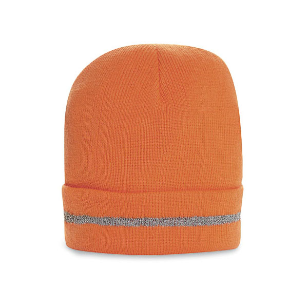 Cobra SAF-B - Knit Beanie Neon Safety/Reflective