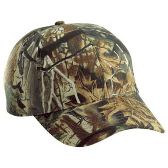 Cobra SGS-C - Superflauge Game Structured Cap