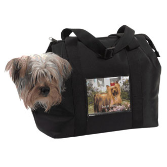 Cobra STP19 - Microfiber Show N Tell Pet Bag