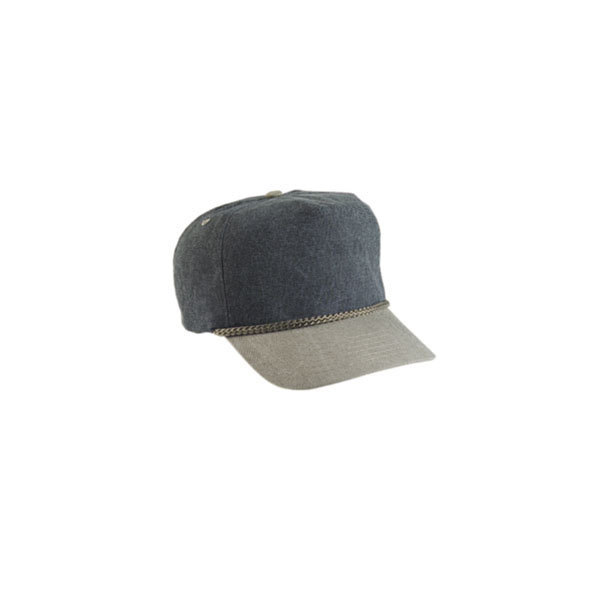 Cobra SWT-2 - Stone Washed Canvas 2-Tone Cap