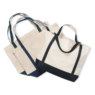 Cobra TC-L - Large 12oz Canvas Tote Bag